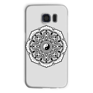 Mandala Phone Case Phone kite.ly Galaxy S6 Snap Gloss