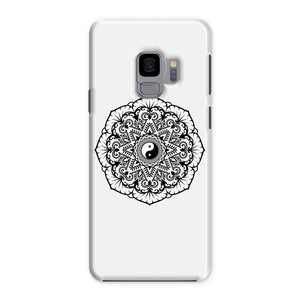 Mandala Phone Case Phone kite.ly Samsung Galaxy S9 Snap Gloss