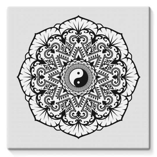 Mandala Canvas Canvas kite.ly 10