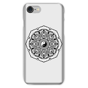 Mandala Phone Case Phone kite.ly iPhone 8 Snap Gloss