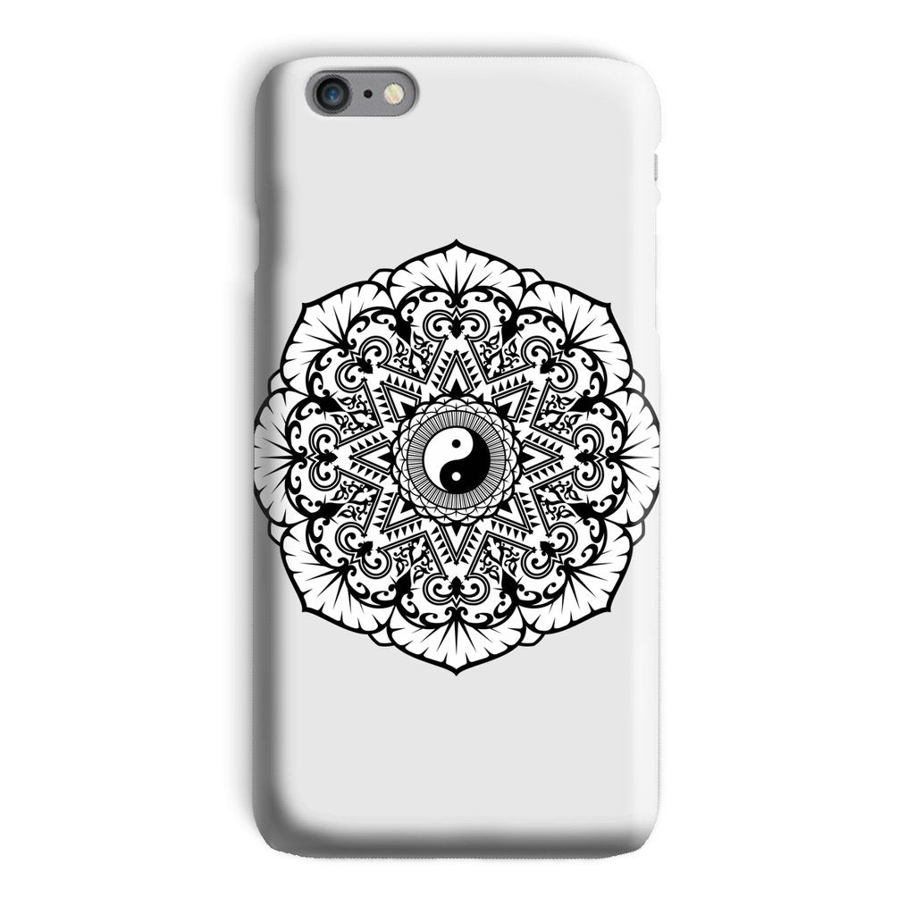 Mandala Phone Case Phone kite.ly iPhone 6s Plus Snap Gloss