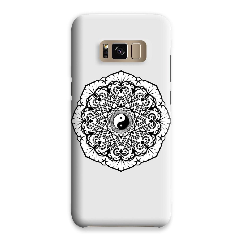 Mandala Phone Case Phone kite.ly Samsung S8 Snap Gloss