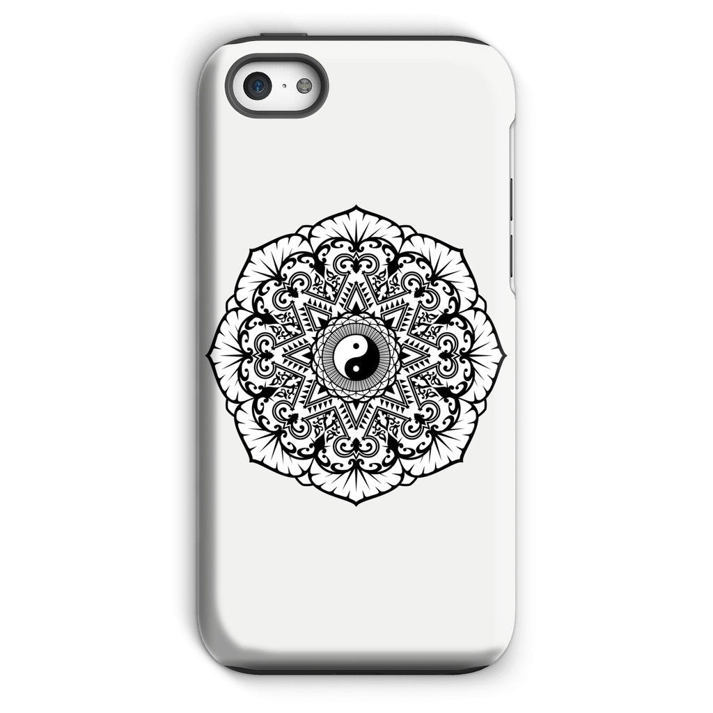Mandala Phone Case Phone kite.ly iPhone 5c Tough Gloss