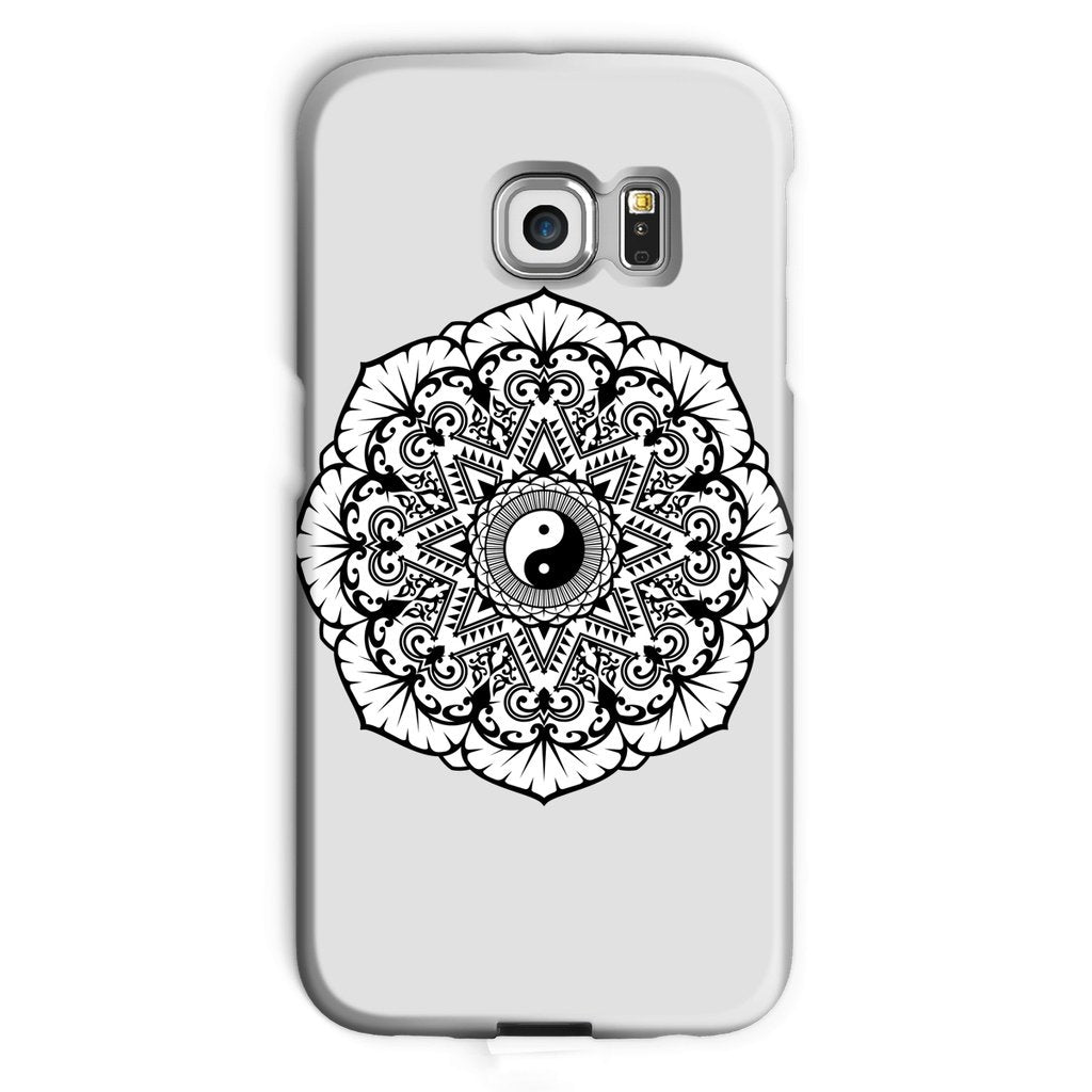 Mandala Phone Case Phone kite.ly Galaxy S6 Edge Snap Gloss