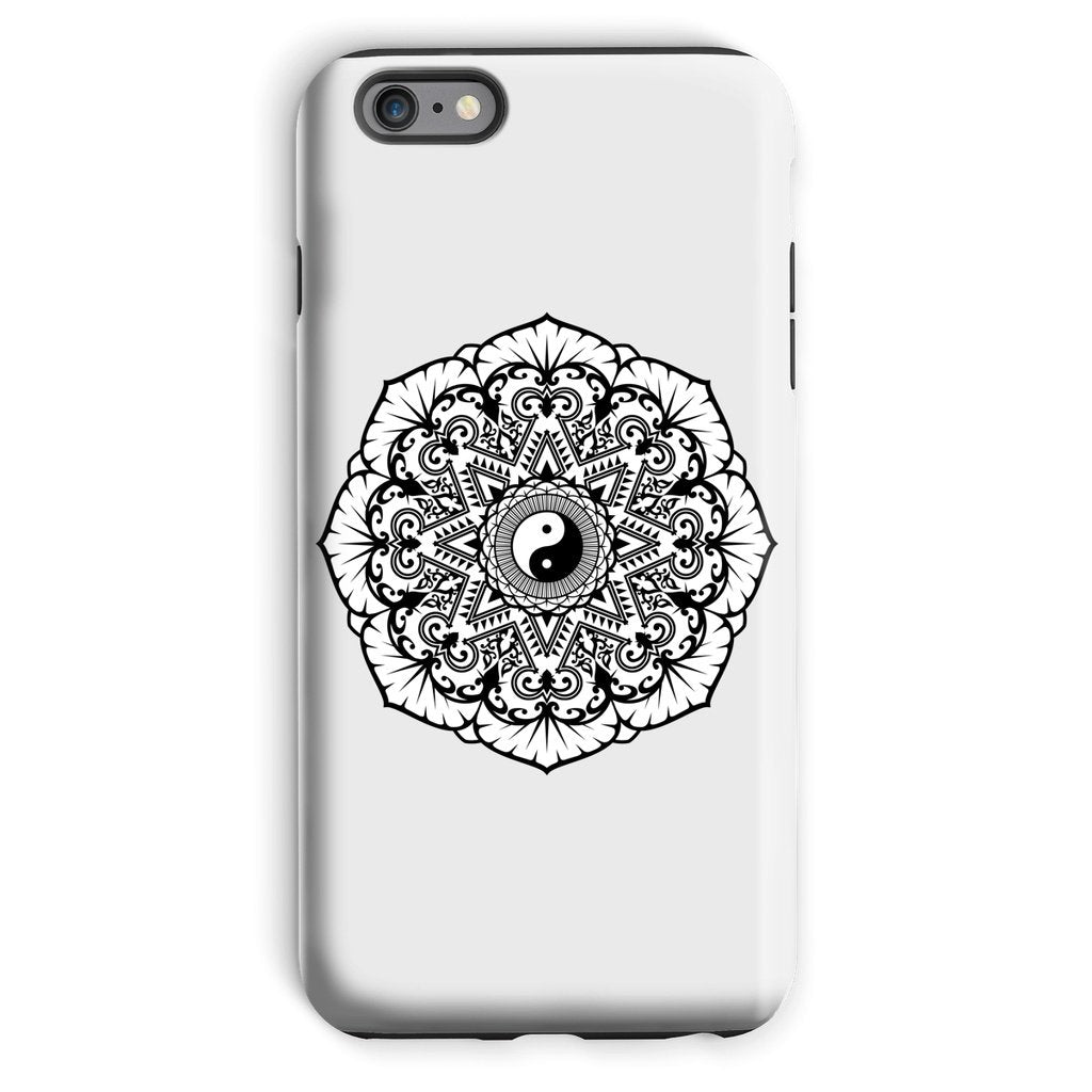 Mandala Phone Case Phone kite.ly iPhone 6 Plus Tough Gloss