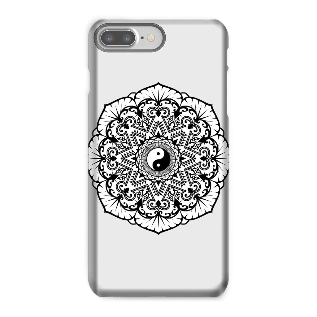 Mandala Phone Case Phone kite.ly iPhone 7 Plus Snap Gloss
