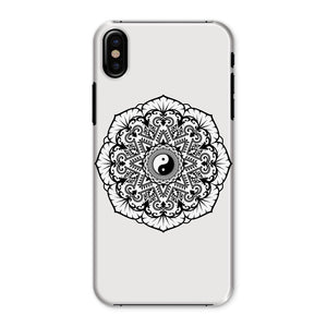 Mandala Phone Case Phone kite.ly iPhone X Snap Gloss