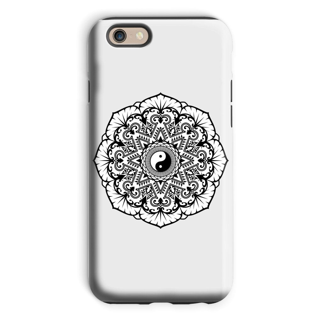 Mandala Phone Case Phone kite.ly iPhone 6 Tough Gloss