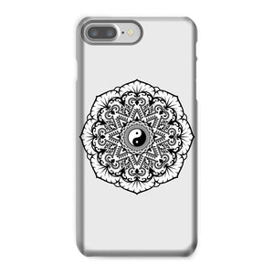 Mandala Phone Case Phone kite.ly iPhone 8 Plus Snap Gloss