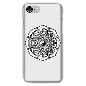 Mandala Phone Case Phone kite.ly iPhone 7 Snap Gloss