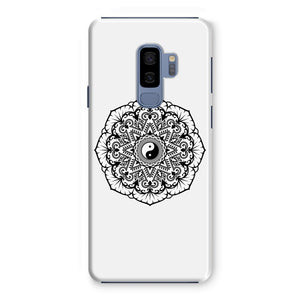 Mandala Phone Case Phone kite.ly Samsung Galaxy S9+ Snap Gloss