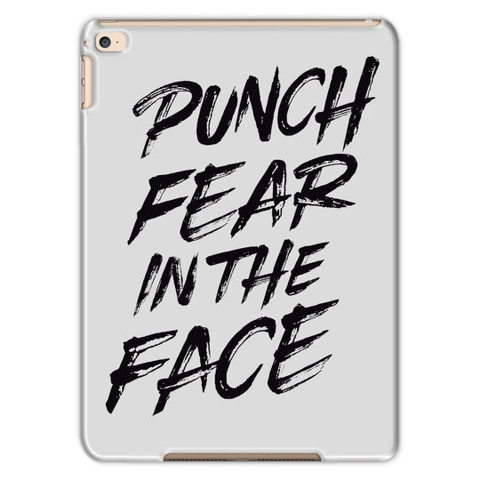Punch Fear in the Face Black Tablet Cases Tablet kite.ly iPad Air 2 Matte