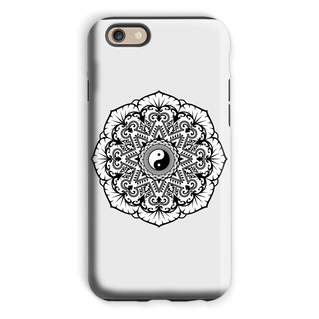 Mandala Phone Case Phone kite.ly iPhone 6s Tough Gloss
