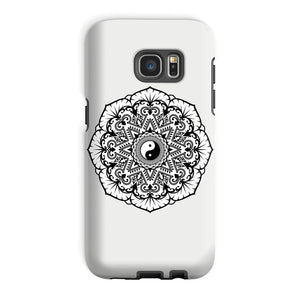Mandala Phone Case Phone kite.ly Galaxy S7 Edge Tough Gloss