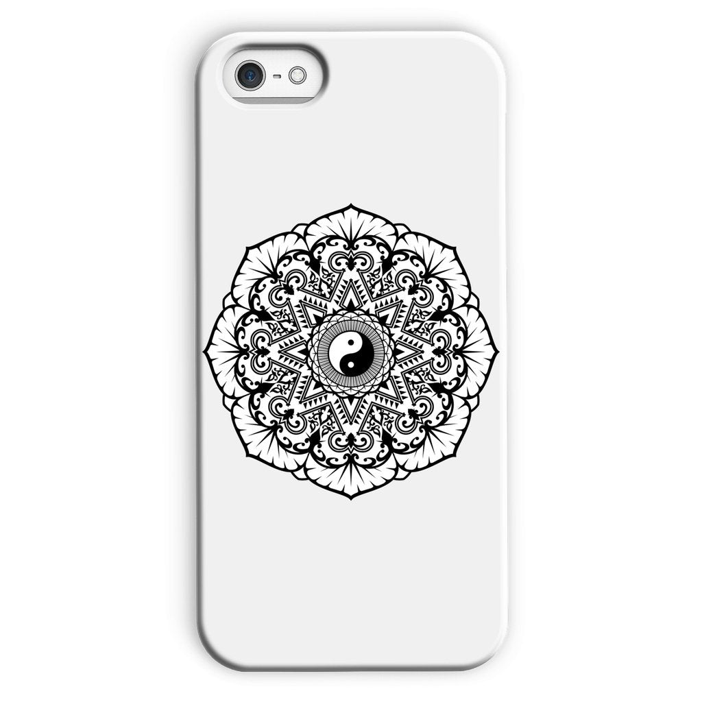 Mandala Phone Case Phone kite.ly iPhone 5c Snap Gloss