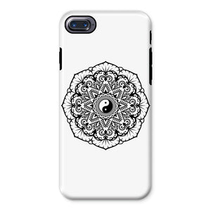 Mandala Phone Case Phone kite.ly iPhone 8 Tough Gloss