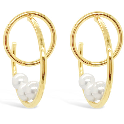 Baxter Galaxy Pearl Earrings