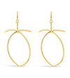 Arden Big Hoop Earring