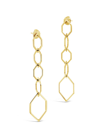 Cate Geometric Earrings