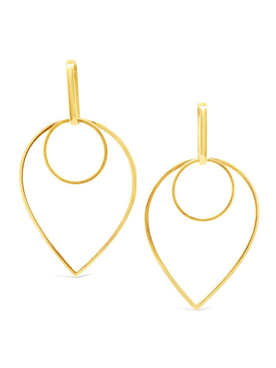 Hopkins Pear Drop Earrings