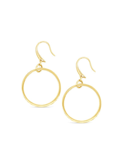 Remsen Classic Hoop Earrings