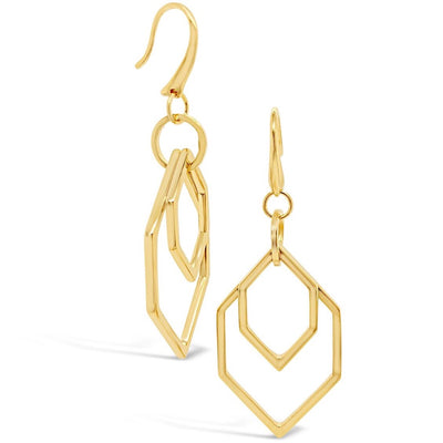 Chatham Geometric Earring
