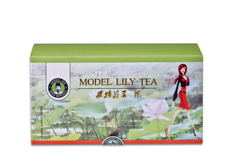 Model Lily Tea (Small - 20 sachets)