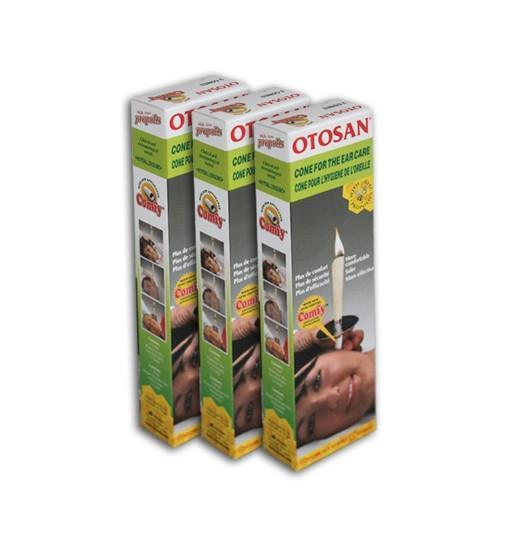 Otosan Ear Cones - 3 for 2