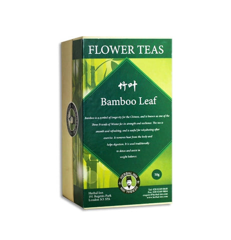 Bamboo Leaf Flower Tea