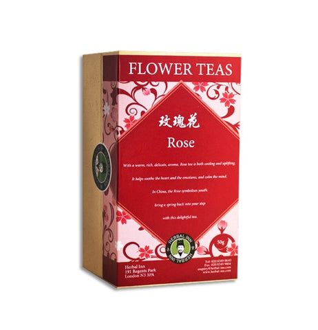 Rose Flower Tea