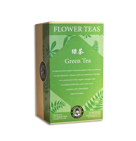 Green Tea Flower Tea