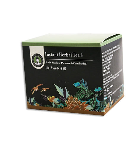 Instant Herbal Tea 4 - Radix Angelicae Pubescentis