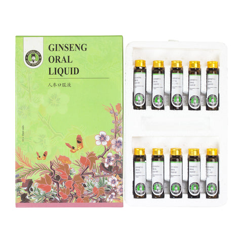 Ginseng Oral Liquid