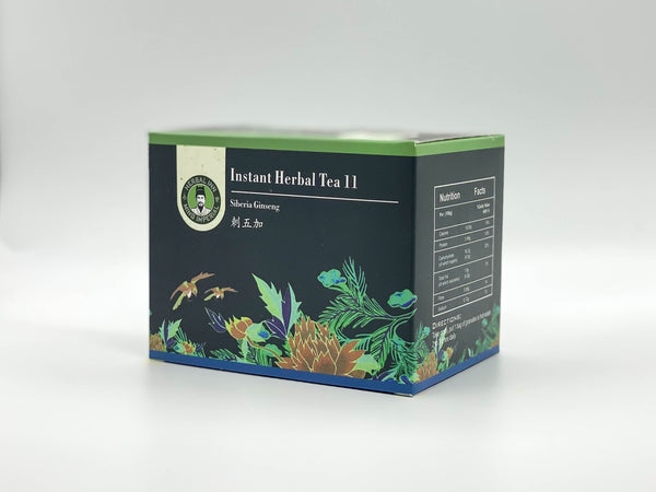 Instant Herbal Tea 11 - Siberia Ginseng