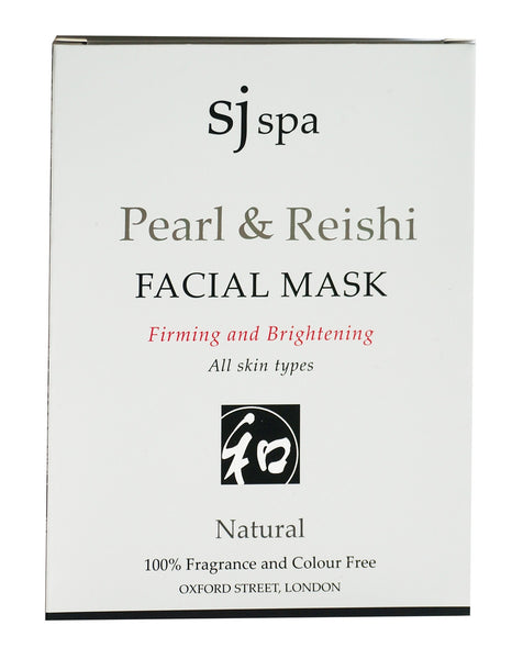 SJ Spa Reishi Facial Mask (Box)