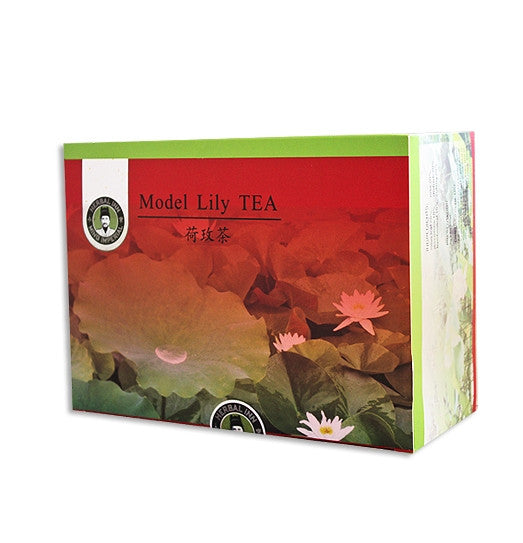 Model Lily Tea Gold Lable (Large - 60 sachets)