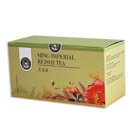 Reishi Tea (Small - 20 sachets)