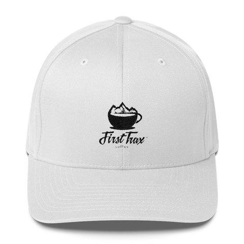 First Trax Coffee Flex Fit Hat
