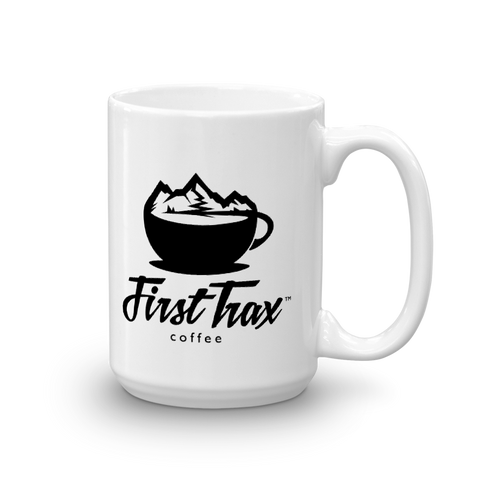 First Trax Coffee Mug made in the USA