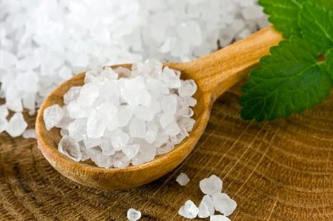 organic sea salt products anti cancer