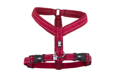 Hurtta Casual Y-harness_Lingon Pink