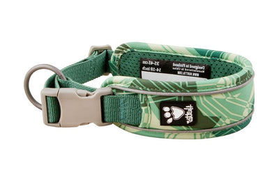 Hurtta Weekend Warrior Dog Collar_Park Camo