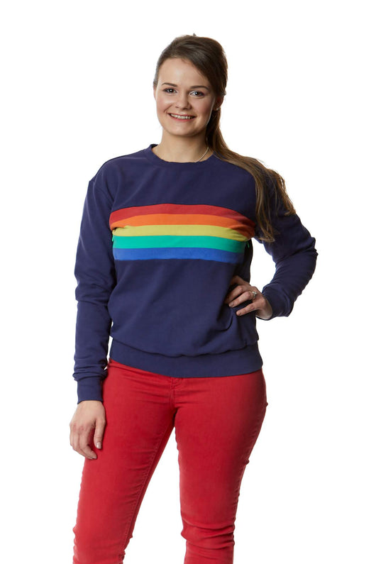 NEW Twinning Sets - Rainbow Sweatshirt - Mumma