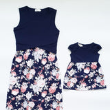 Chico Twinning - Floral Dress - Baby - Chico Jack's