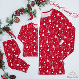 Christmas Twinning Sets - Mumma Tops - Chico Jack's