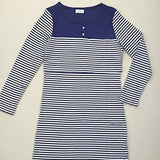 Chico Breton Stripe - Super Soft, Striped Nursing Dress - Chico Jack's