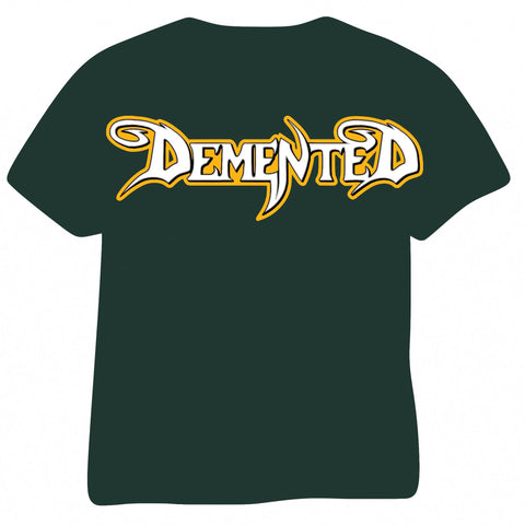 Green Bay Demented T-Shirt