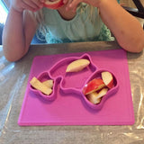 Lillys Love Review - Silicon Placemat for Kids