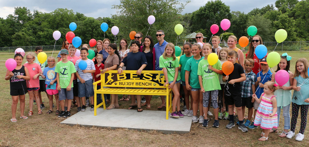 Support the Buddy Bench