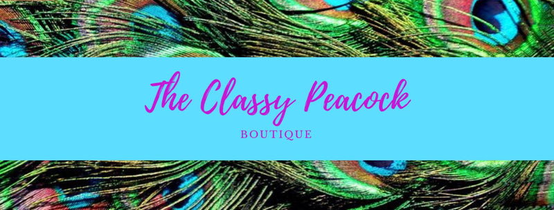 The Classy Peacock
